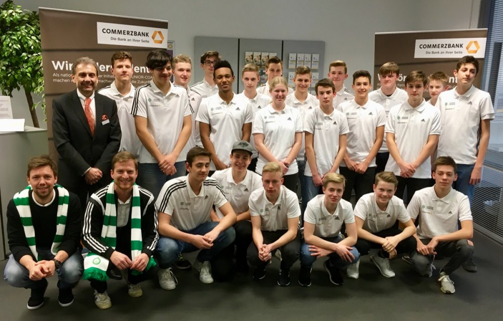 DFB-Junior Coaches 2018