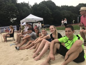 Beachvolleyball Landesfinale
